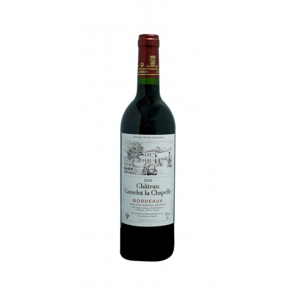 Chateau Camelot la Chapelle Bordeaux Red 2011